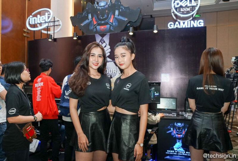 Dell làm mới dòng laptop Gaming G-Series 2019