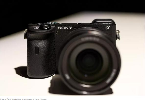 Ra mắt Sony A6600 và A6100, khả năng lấy nét siêu nhanh