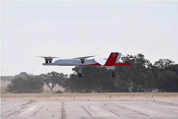 Công ty start-up Mỹ bay thử thành công máy bay không người lái khổng lồ