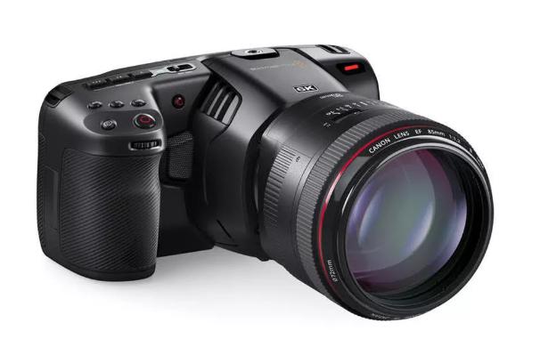 Blackmagic ra mắt máy quay Pocket Cinema Camera 6K nhỏ gọn với thông số ấn tượng
