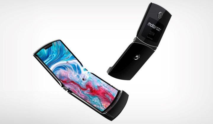 Motorola RAZR màn hình gập sẽ ra mắt cuối năm nay