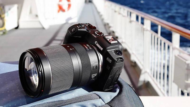 Ra mắt ống kính Canon RF24-240mm f/4-6.3 IS USM phù hợp du lịch