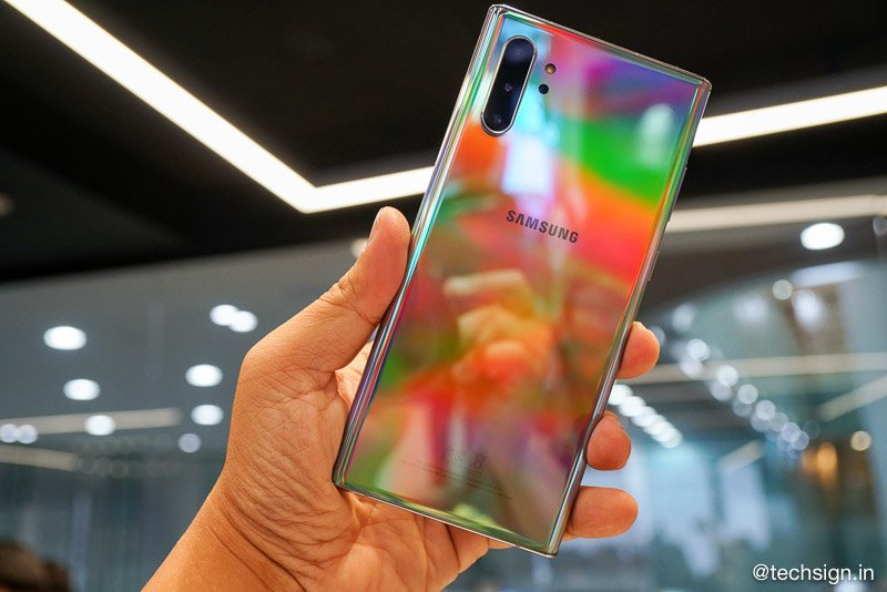 Samsung tổ chức buổi trải nghiệm sớm bộ đôi Galaxy Note 10