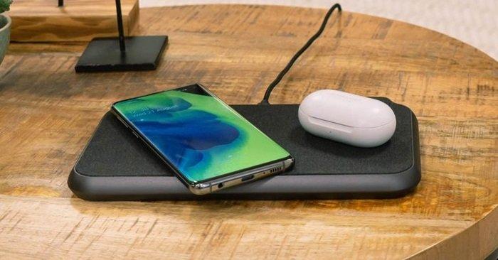 Ra mắt tấm sạc không dây Zens Liberty tương tự AirPower của Apple