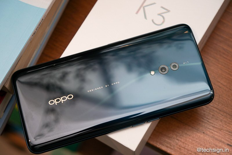 Trên tay OPPO K3, phiên bản rút gọn của OPPO Reno, mở bán từ hôm nay
