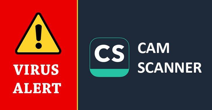 Ứng dụng CamScanner trên Android chứa mã độc ảnh hưởng đến 100 triệu người dùng