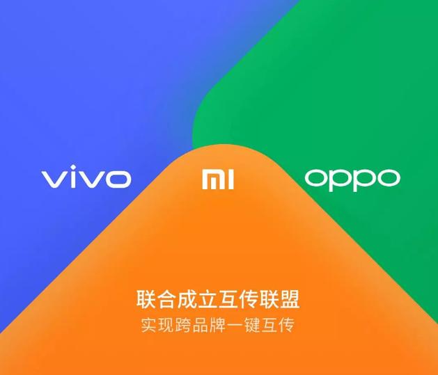 Xiaomi, Oppo và Vivo hợp tác phát triển tính năng truyền dữ liệu tương tự AirDrop