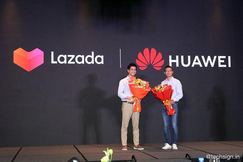 Huawei Nova 5T ra mắt, bán độc quyền trên Lazada giá 9 triệu đồng