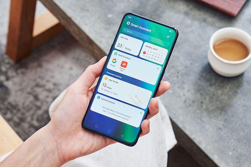 Sản phẩm OPPO dùng mạng 5G sẽ ra mắt thị trường Việt năm 2020