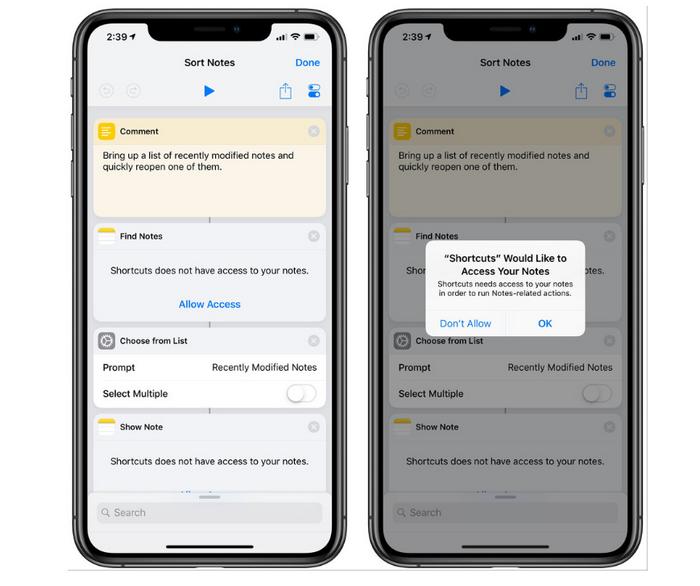 Apple bị kiện do vi phạm bằng sáng chế ứng dụng Shortcuts