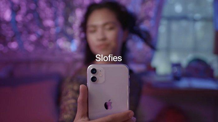 Apple trả 400 USD để đăng ký độc quyền thuật ngữ slofie