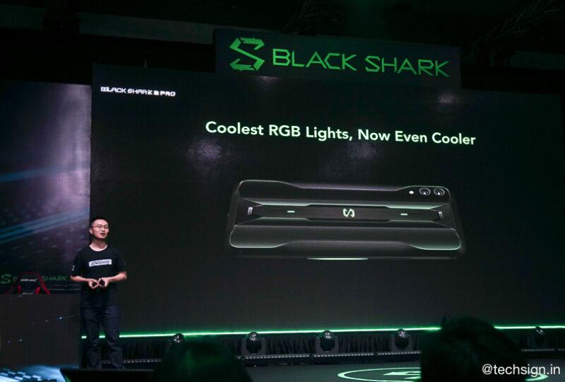 Black Shark 2 Pro ra mắt Đông Nam Á, giá 549 và 649 USD