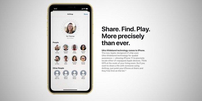 Chip U1 là gì? Có vai trò như thế nào trên iPhone 11?