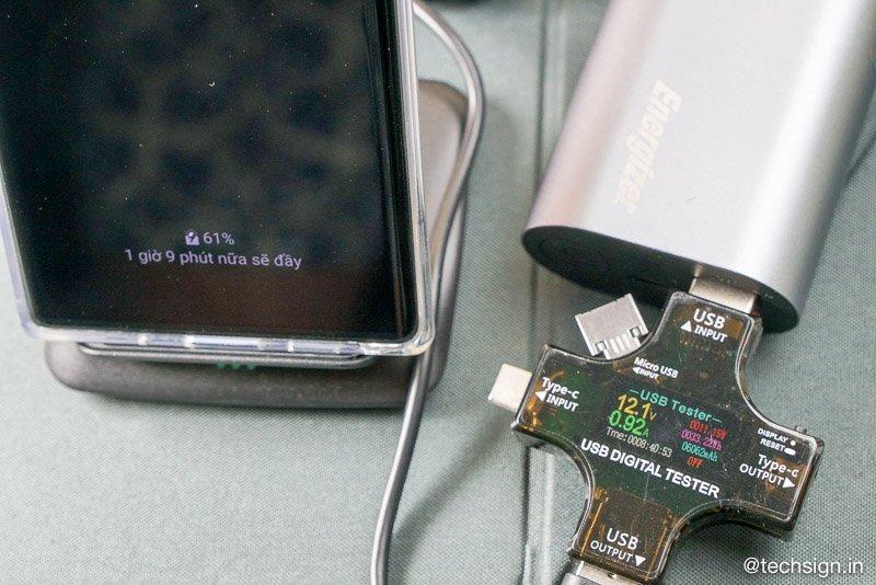 Choetech 15W Wireless Charger, sạc không dây rất nhanh