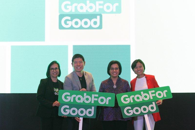 """Công bố chương trình """"Grab vì cộng đồng - Grab for Good"""""""