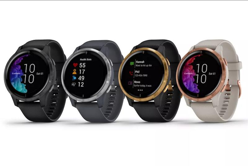 Garmin ra mắt đồng hồ thông minh Venu dành cho hoạt động thể thao