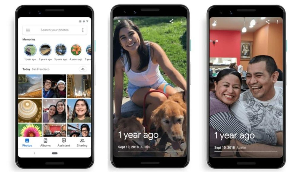 Google Photos thêm công cụ lưu trữ Memories, giao diện giống Instagram Stories