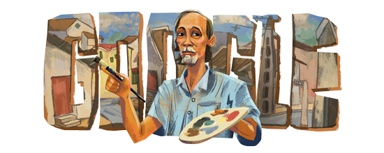 Google vinh danh kỷ niệm 99 năm ngày sinh họa sĩ Bùi Xuân Phái