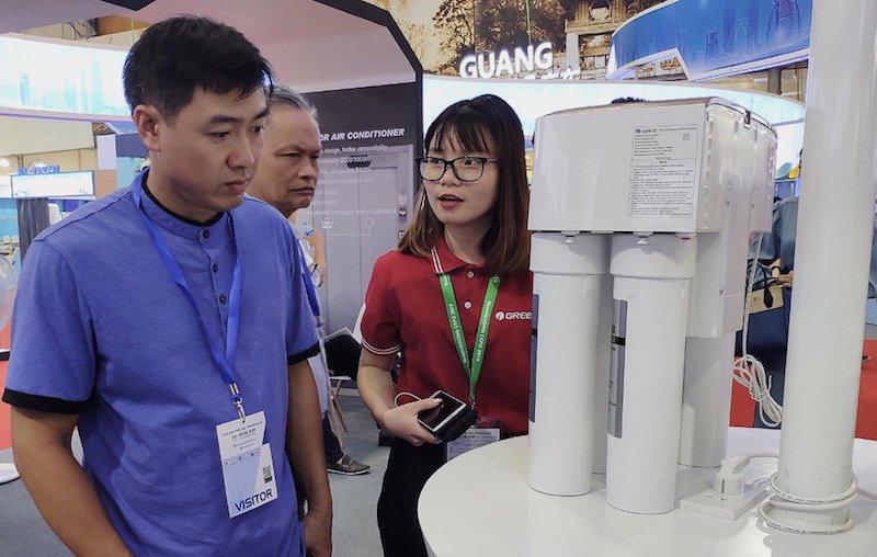 Gree giới thiệu giải pháp điều hòa công nghệ cao