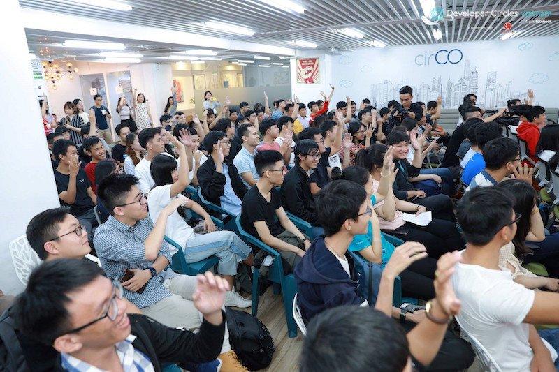 Sinh viên ngành phần mềm Việt Nam có nhiều cơ hội phát triển