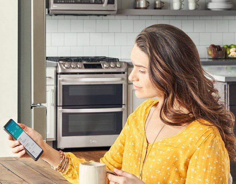 LG đưa công nghệ nhận dạng giọng nói qua ứng dụng ThinQ