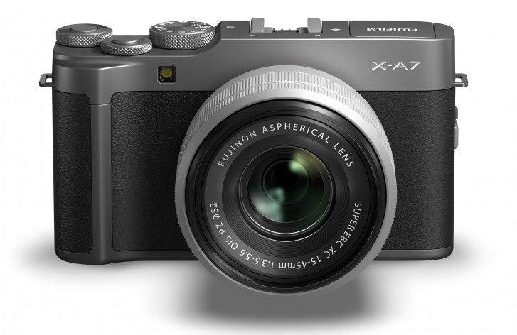 Máy ảnh Fujifilm X-A7 giá rẻ cho người mới bắt đầu