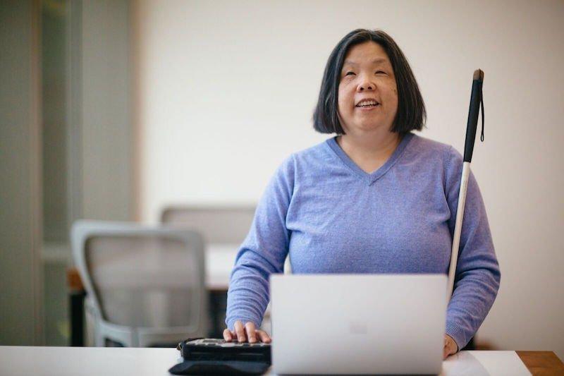 Microsoft Việt Nam tìm kiếm sáng kiến xây dựng xã hội dễ tiếp cận cho người khuyết tật