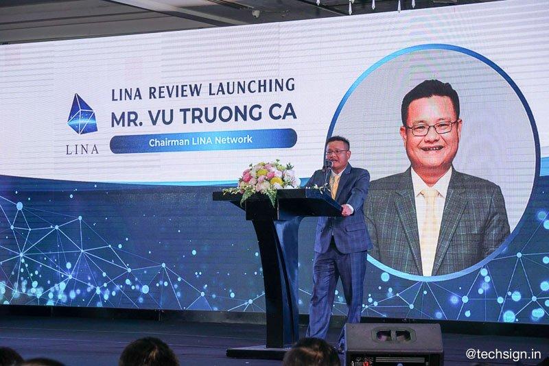 Ra mắt nền tảng Lina Review chuyên đánh giá sản phẩm