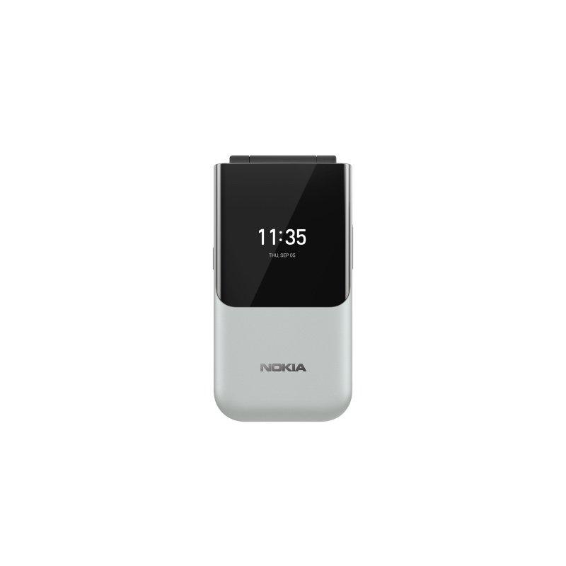 Nokia 2720 Flip nắp gập ra mắt, hai màu, hỗ trợ 4G, giá 2 triệu