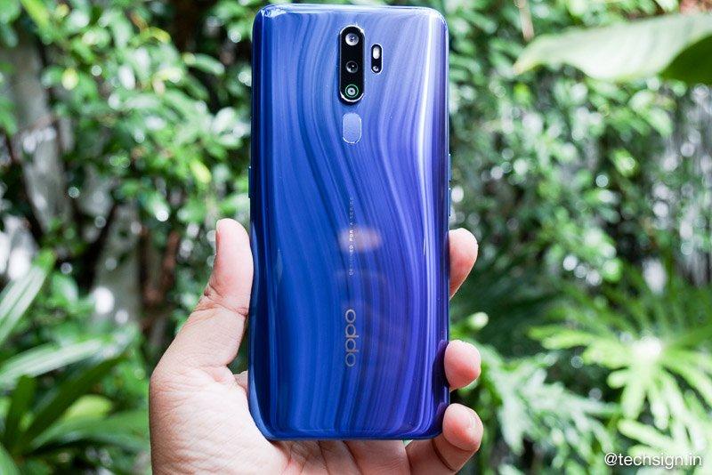 Smartphone tầm trung OPPO A9 2020 ra mắt: pin khủng, 4 camera, giá dưới 7 triệu đồng
