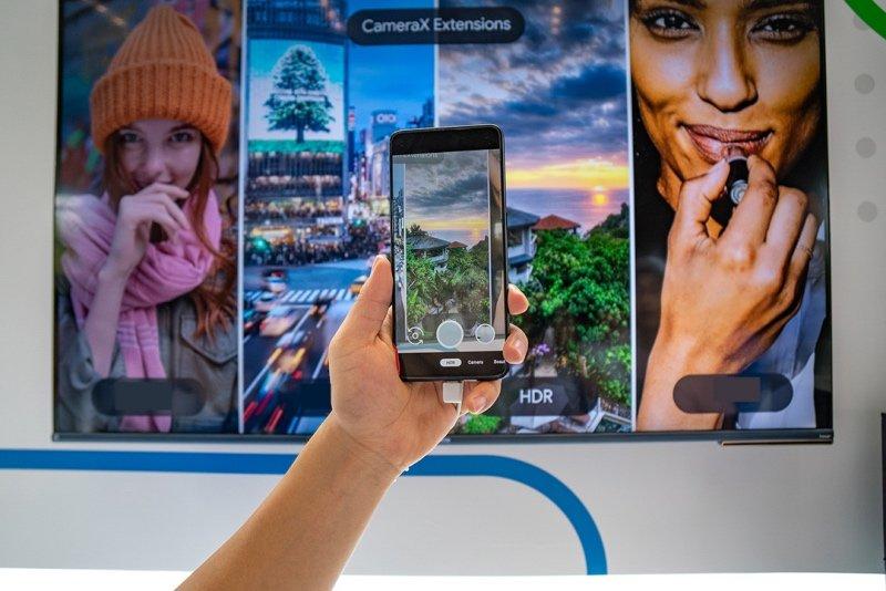 OPPO giới thiệu tính năng CameraX tại Ngày hội lập trình viên Google 2019