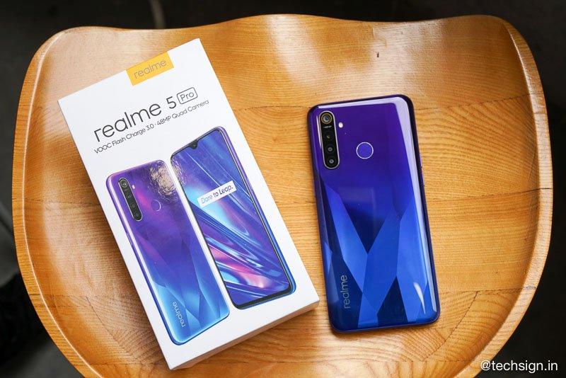 Realme 5 Pro cũng sẽ bán vào ngày 3/10