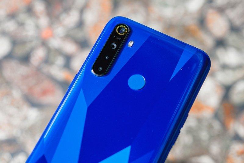 Realme 5 ra mắt, màn hình lớn, pin 5.000mAh, giá dưới 5 triệu