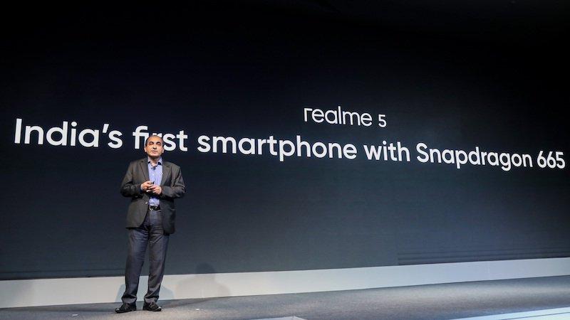 Realme sắp ra mắt smartphone dùng Snapdragon Series 7