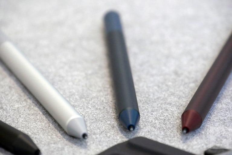 Surface Pen mới của Microsoft có thể hỗ trợ sạc không dây