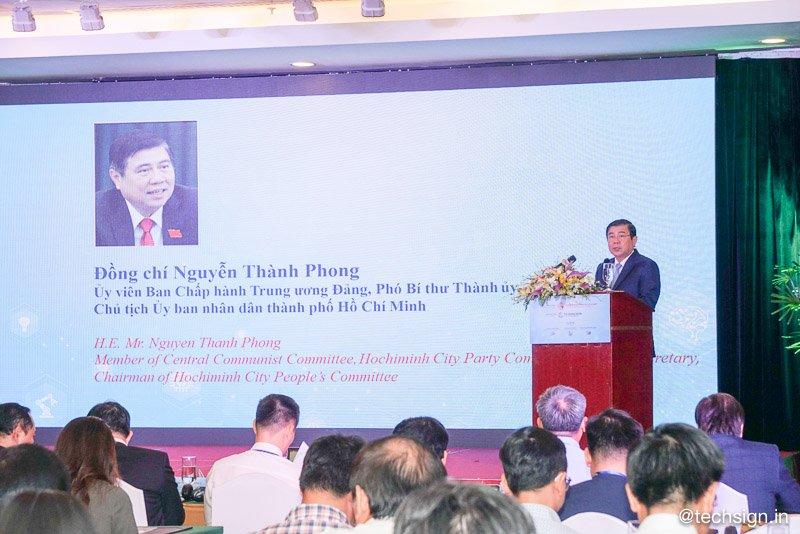 Ủy ban nhân dân TP.HCM tổ chức hội thảo trí tuệ nhân tạo