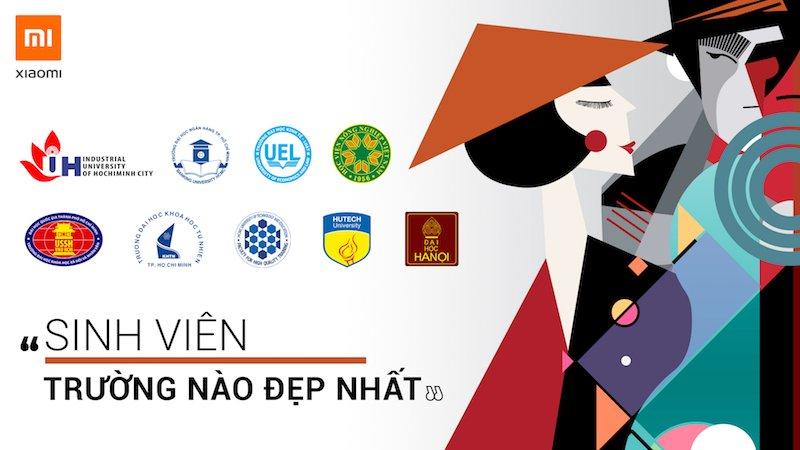 Xiaomi đem Campus Tour đến 9 trường Đại học ở TP.HCM và Hà Nội