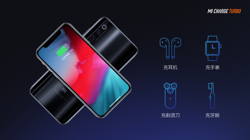 Xiaomi trình làng sạc không dây lên đến 30W