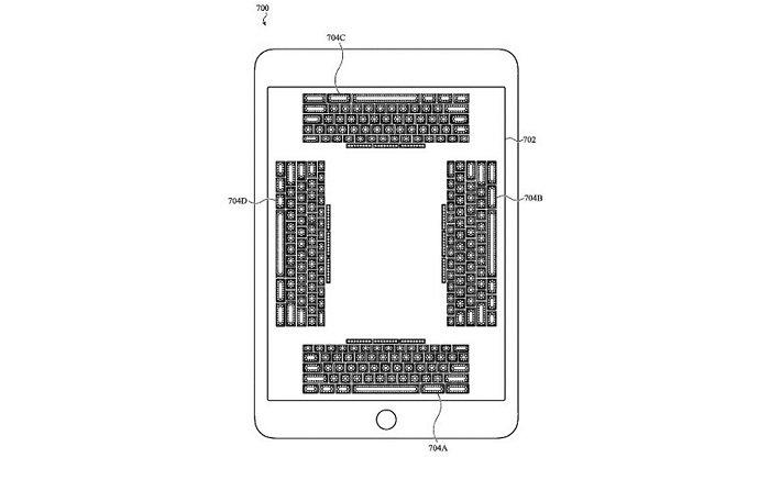 Apple nghiên cứu công nghệ bàn phím ảo mới, cho cảm giác như gõ phím cơ