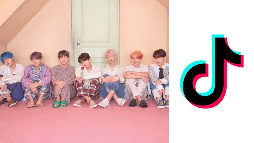 BTS lập kỷ lục Guinness mới với tài khoản TikTok