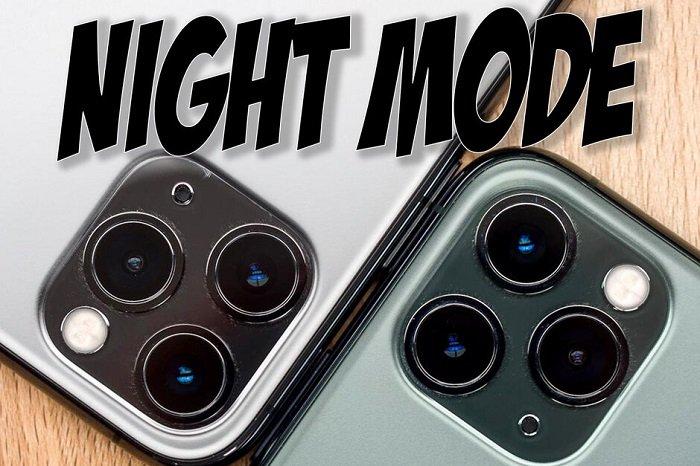 Chụp ảnh bằng chế độ chụp đêm trên dòng iPhone 11