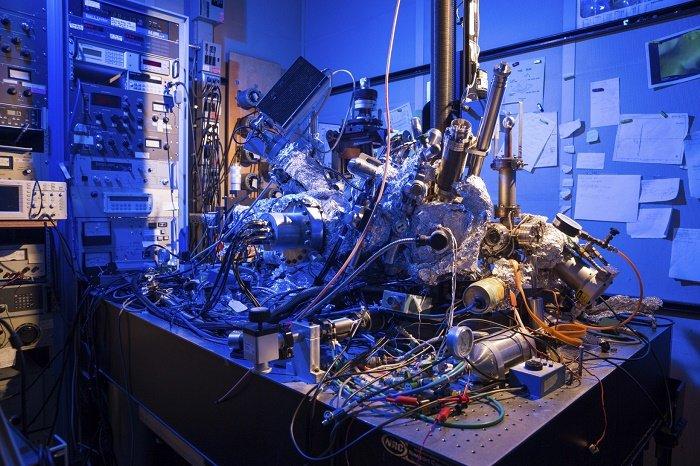 Công nghệ lượng tử mới của IBM có thể điều khiển nguyên tử titan nhảy múa