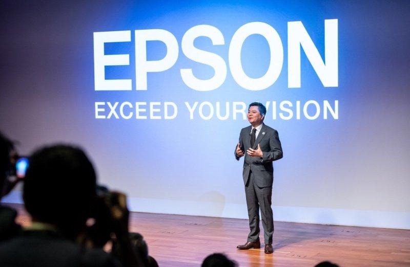 Epson đẩy mạnh giải pháp B2B thông minh và bền vững