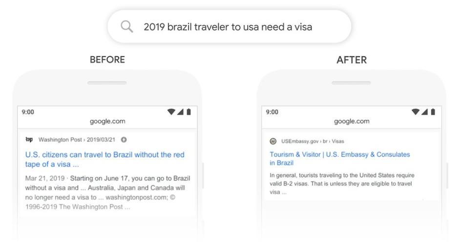 Google Search thay đổi thuật toán, nâng cấp 10% chất lượng tìm kiếm