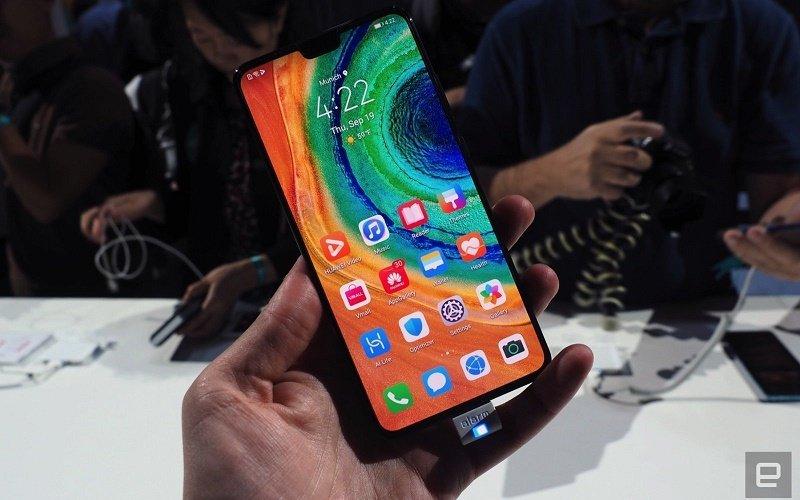 Hoạt động kinh doanh của Huawei tăng trưởng tốt ở Trung Quốc nhờ lệnh cấm Mỹ