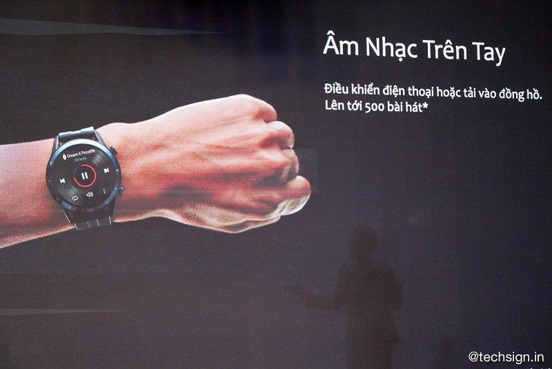 Đồng hồ thông minh Huawei Watch GT2 ra mắt, bán độc quyền tại Thế Giới Di Động