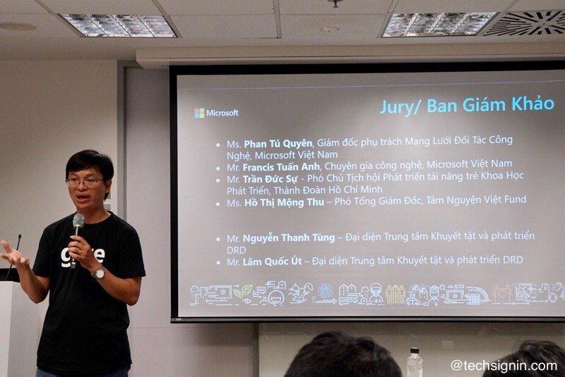 Microsoft Việt Nam chọn được 3 đội tham gia AI For Accessibility Hackathon