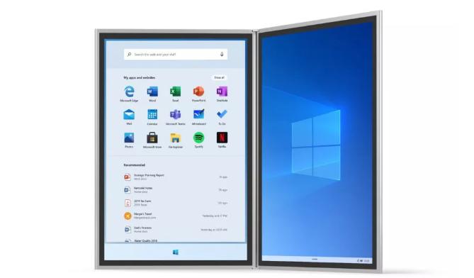 Microsoft vô tình tiết lộ Windows 10X sẽ có phiên bản cho laptop