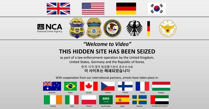 Mỹ bắt giữ hơn 330 người dùng web đen lạm dụng tình dục trẻ em