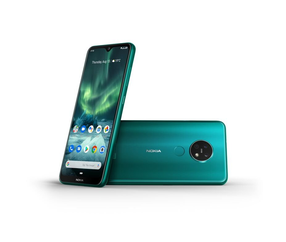 Nokia 7.2 dẫn đầu danh sách bán chạy nhất trên Amazon